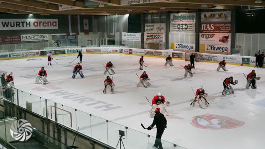 G.I.S. Goalie Icehockey School