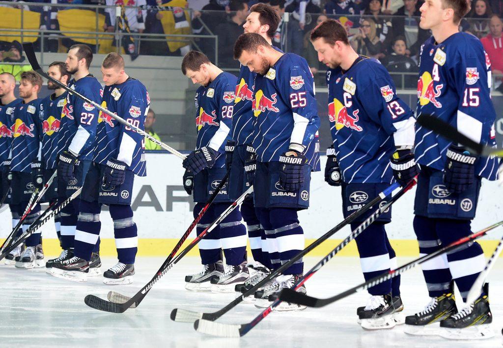 EHC Red Bull München gegen Grizzlys Wolfsburg - DEL Playoff-Finale 5