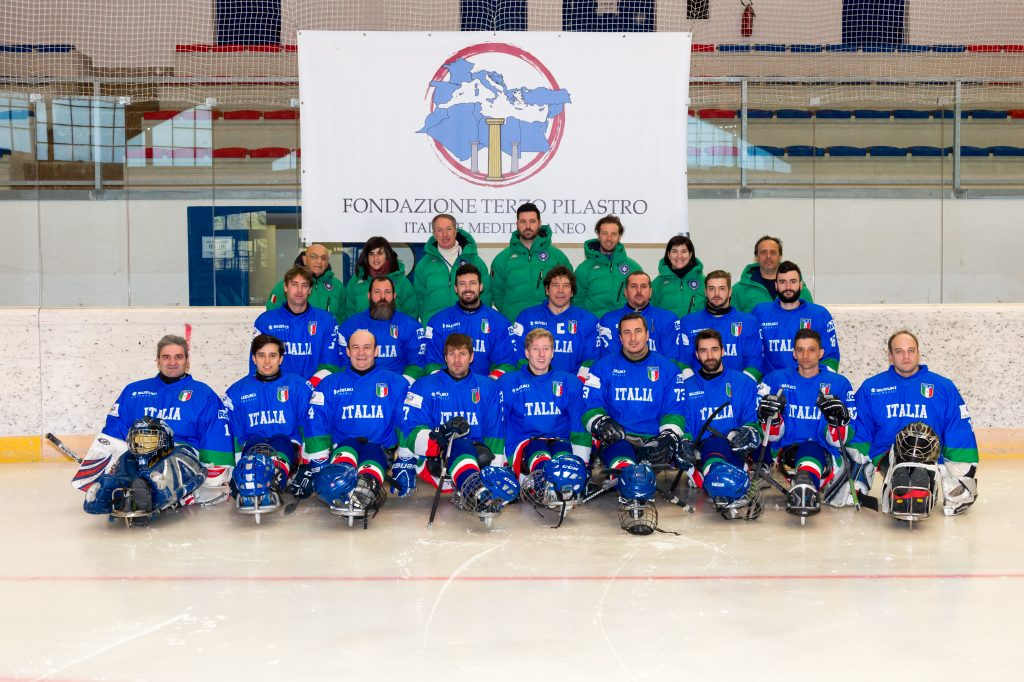Nazionale Italiana Sledge