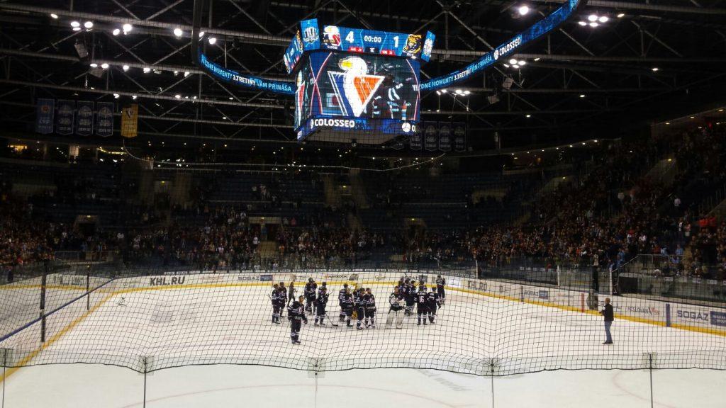 HC Slovan - Sochi 1