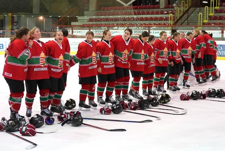 Naz. Ungheria Femminile U18