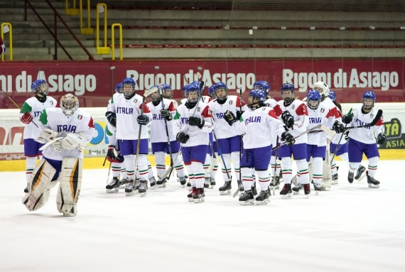 Nazionale Italia U18 femminile