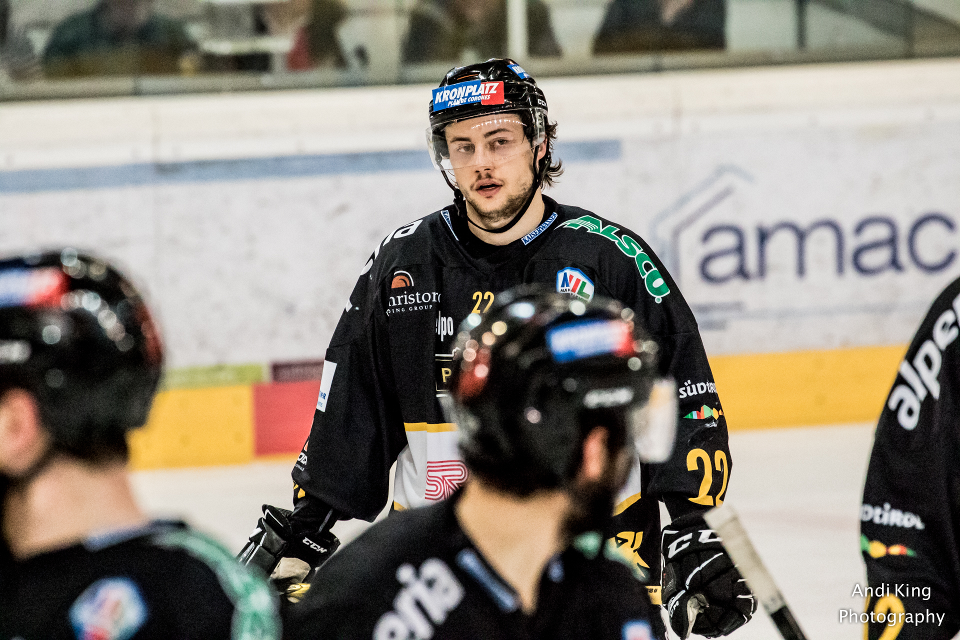Playoffs2019_Brunico vs Jesenice _ 5/04/2019 ©AKphoto