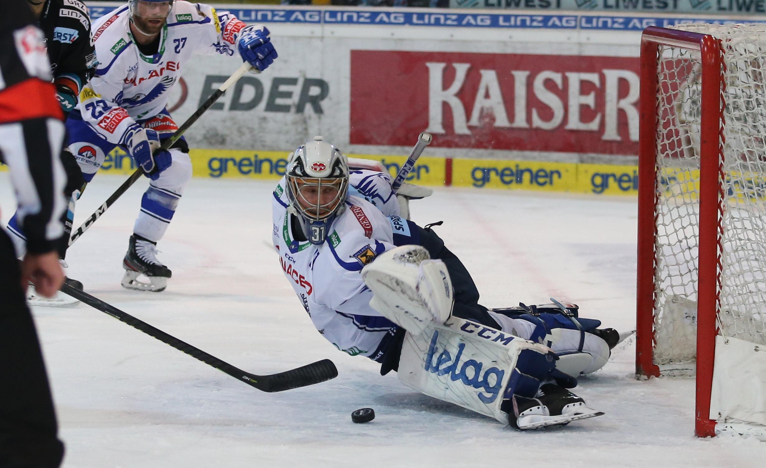 2019-11-19, Sport, Ice Hockey, Austria, Linz, Keine Sorgen Eis A